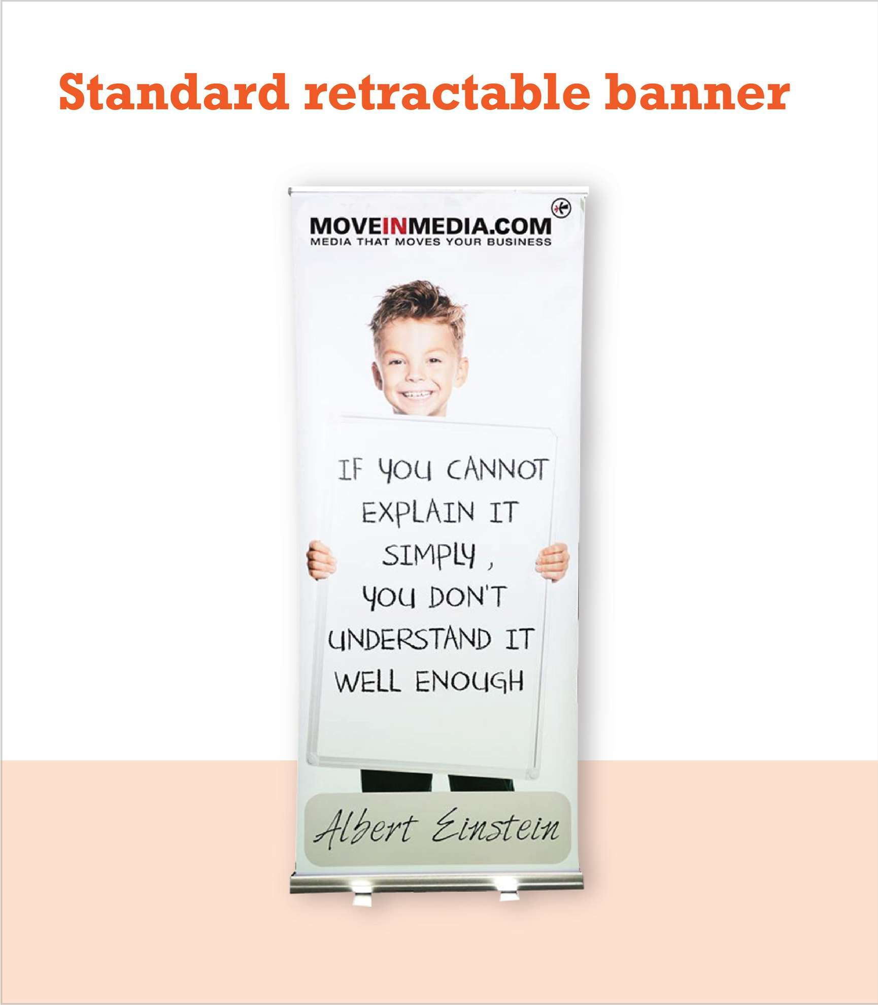 Church Retractable Banners