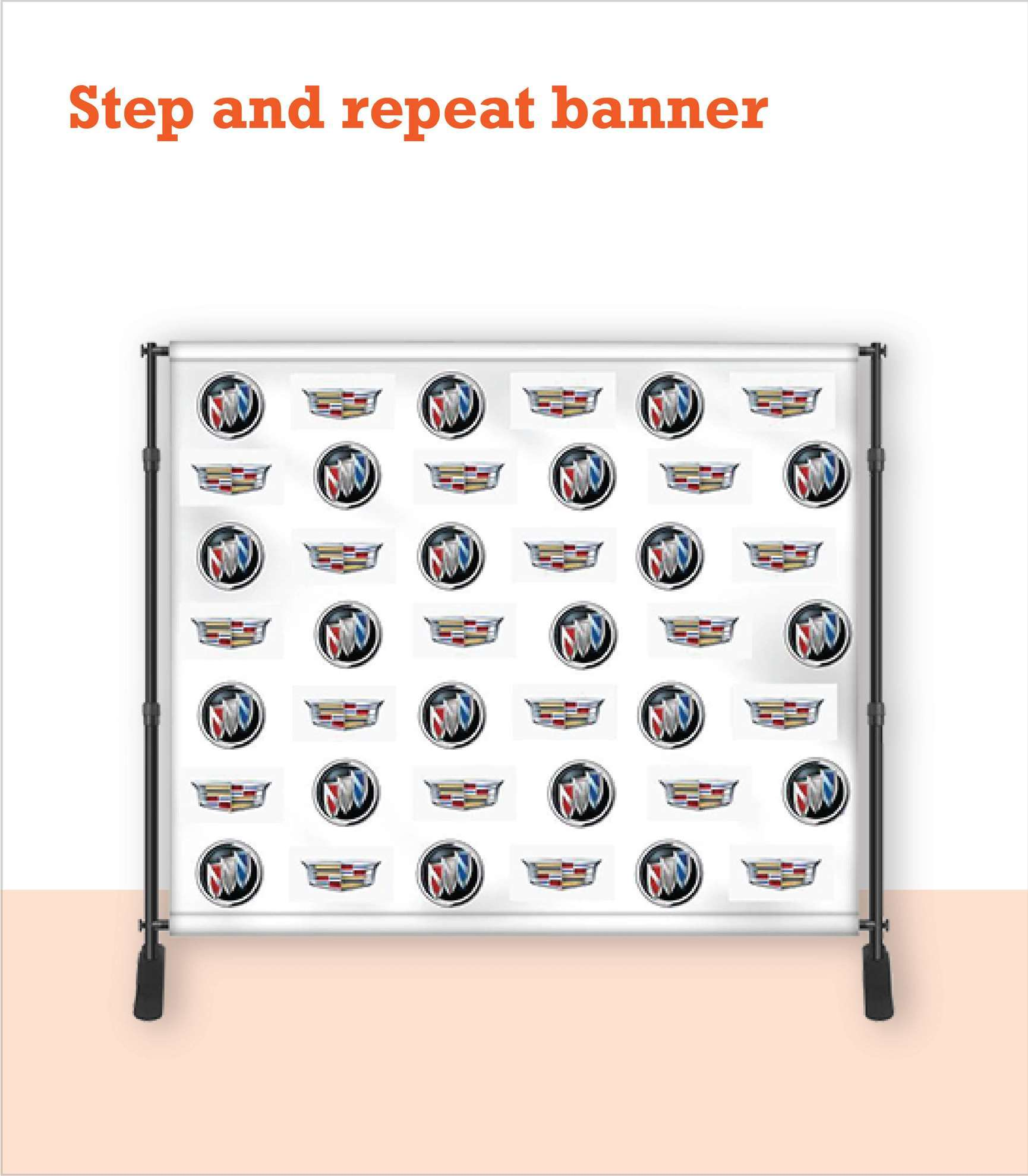 Church Step and Repeat Banner