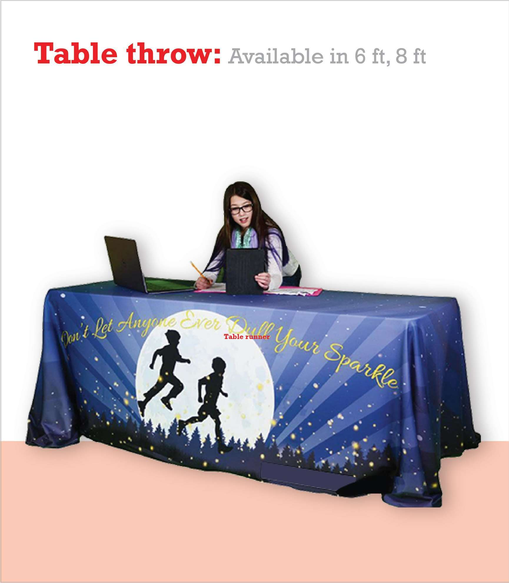 Church Deluxe Table Throws